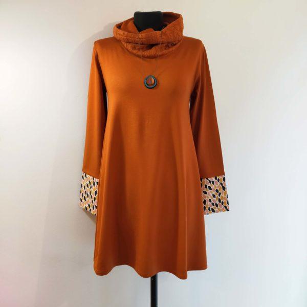 Collection-hiver-robe-campana-brique (2)